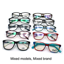 assorted ready mixed stock acetate optical eyeglass frames eyewear