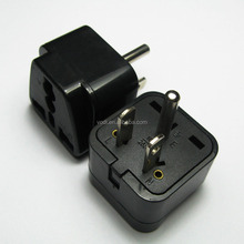 Top quality portable universal to thailand plug adapter thailand travel plug adapter universal to usa plug adapter