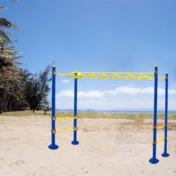 Best selling outdoor gym equipment adult monkey bars