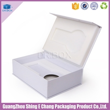Guangzhou gift box packaging custom logo with insert/custom packaging boxes
