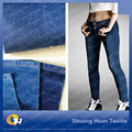 SH-W508 10OZ Wholesale Indigo Yarn Denim Fabric For Pants Colored Denim Fabric