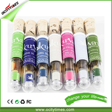 Ocitytimes 510 battery 510 clearomizer e cigarette refill cartridge o pen vaporizer Gold thc cartridge