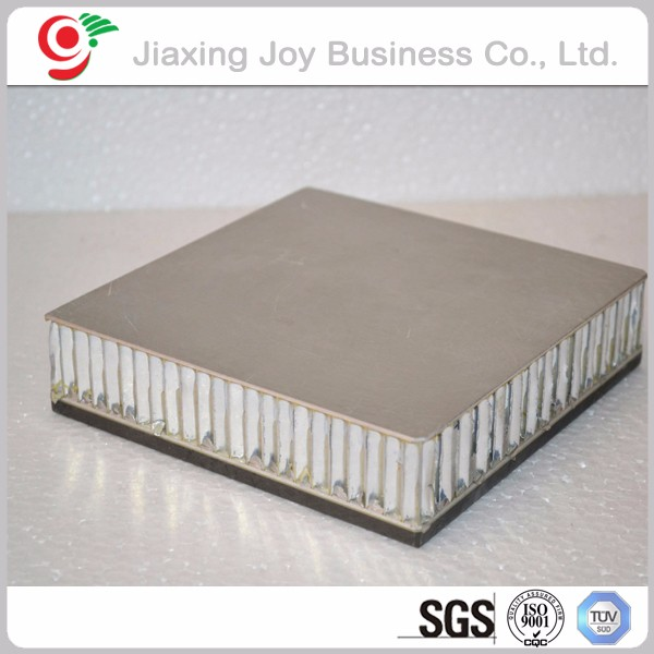 sandwich aluminum panel for Architectural applications- interior wall & ceiling panels