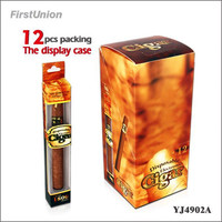 2013 New technology 1800puffs disposable e cigar YJ4902A