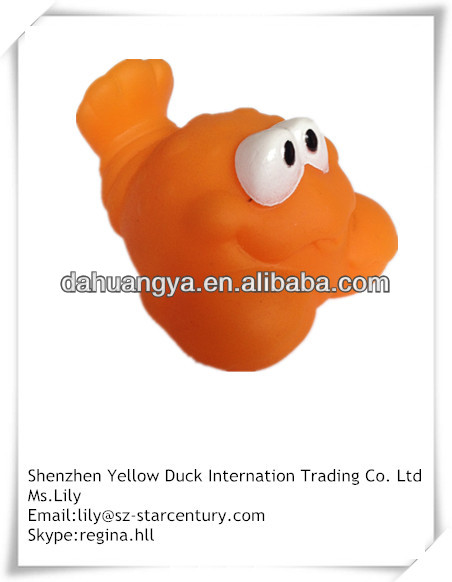 chinese cheap plastic rubber floating toy