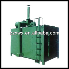 Carbonization/Coking Furnace for making Charcoal