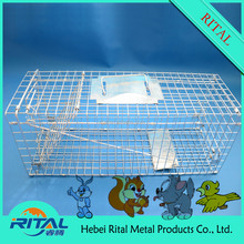 Professional Strongest Durable Humane Live Animal Cage Trap