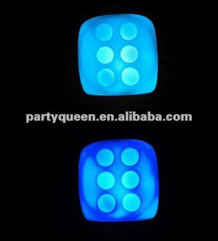 LED dice for party G-P047