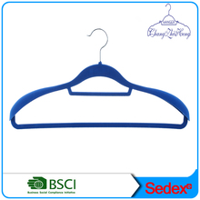 plastic hanger western-style clothes of rack suit hanger