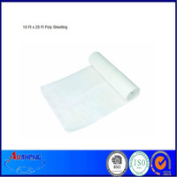 China Qingdao supplier poly sheeting, plastic film