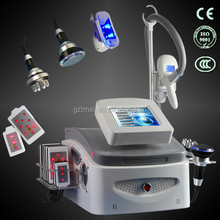 Newest hot 4 in1 liposuction cryolipolysis slimming equipment/cryolipolysis equipment TM-908A