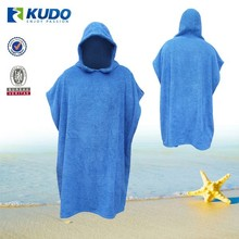 Towel Surf Poncho Adult Hooded Beach Towel for Surfers