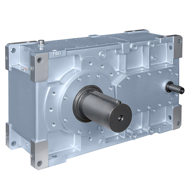 CNC milling high quality Parallel shaft gear motor