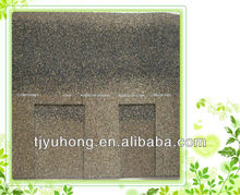 Dessert tan laminated double layer asphalt roofing shingles