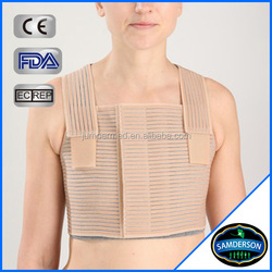 Healthcare Medical Elastic Rib/Chest Belt provides compression and comfort to rib area