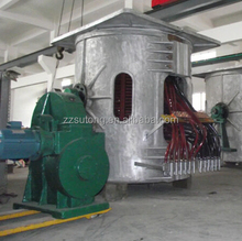 Electric Industrial lead brass smelting oven large volume high quality