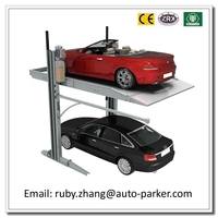 Shared Posts Independant and dependant Parking Lifts Double Cars Simple Vertical Car Parking Cantilever Car Parking Lift