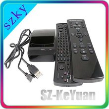 For PS3 3in1 wireless controller remote keyboard