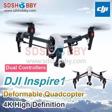 DJI Inspire1 V2 Version Deformable Four-Axle Flyer 4K High Definition Camera Quadcopter with Dual Controllers
