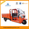 150cc Double Cooling Cargo Tricycle With Cabin Tricycle For Adults