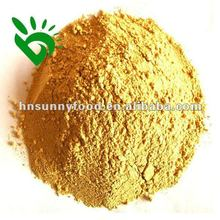 Dehydrated Yellow Ginger Powder