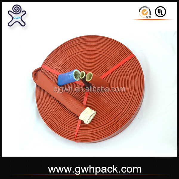Great Pack silicone rubber insulating hose sleeve ID45mm