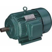 Y Series Cast Iron Housing AC Asynchronous Three Phase Motor