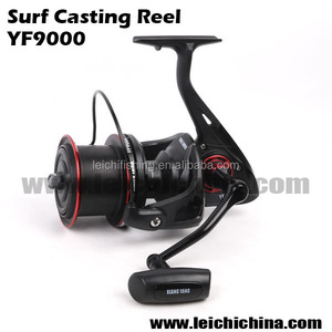 Wholesale fishing size 9000 surf casting reel