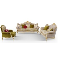 Neo Classical Set Living Room Furniture