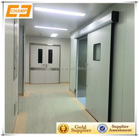 ZG0614 high quality automatic sliding door motor steel security doors