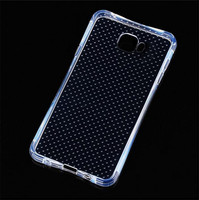 Transparent Clear TPU Silicon Case for Samsung Galaxy ON7/ON5/C5/C7