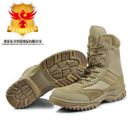 Original military boot waterproof wholesale Sandy US army combat boots for sale