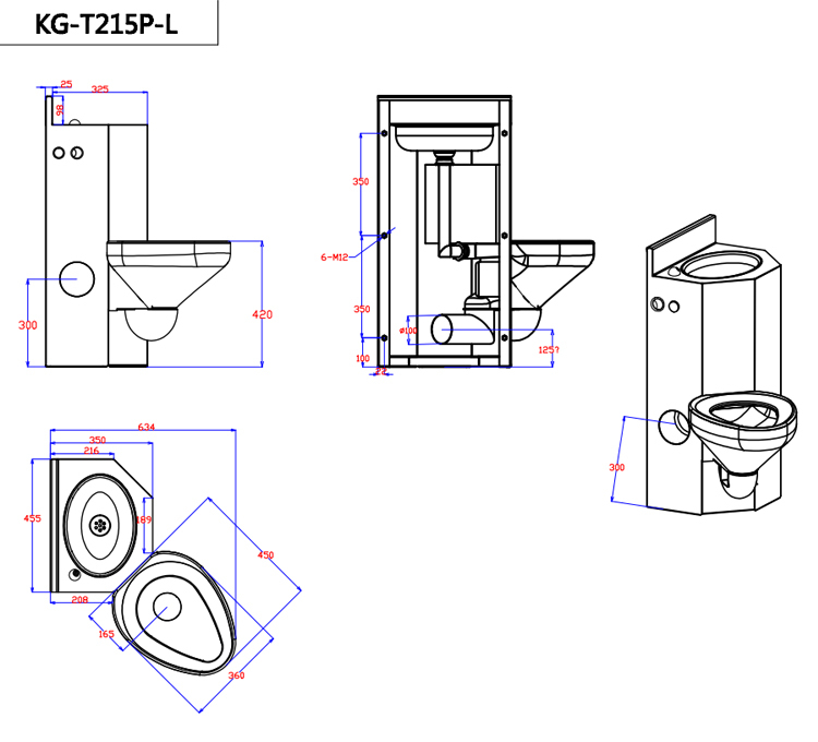 Europe American Standard Stainless Steel Prison Toilet Bowl Price Buy Toile