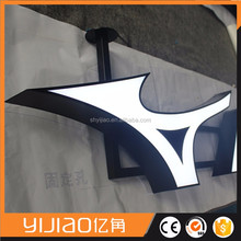 wholesale stainless steel frontlit letter LED acrylic channel letters led sign board