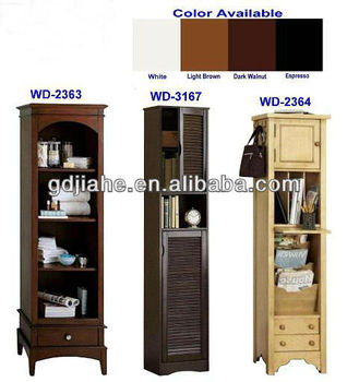 High Quality Living Room Modern Wooden Bookcase
