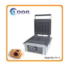 Commercial Iron Waffle Baker Square Cast Iron Waffle Iron For Sale