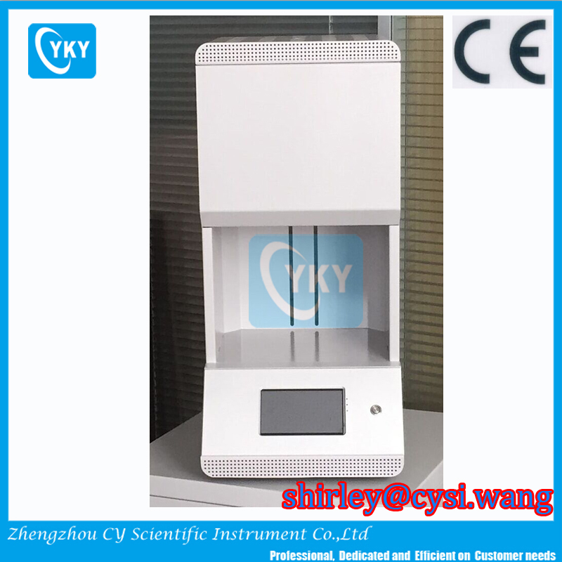 Elevator dental zirconia bridge sintering furnace for dental laboratories dental cad/cam system