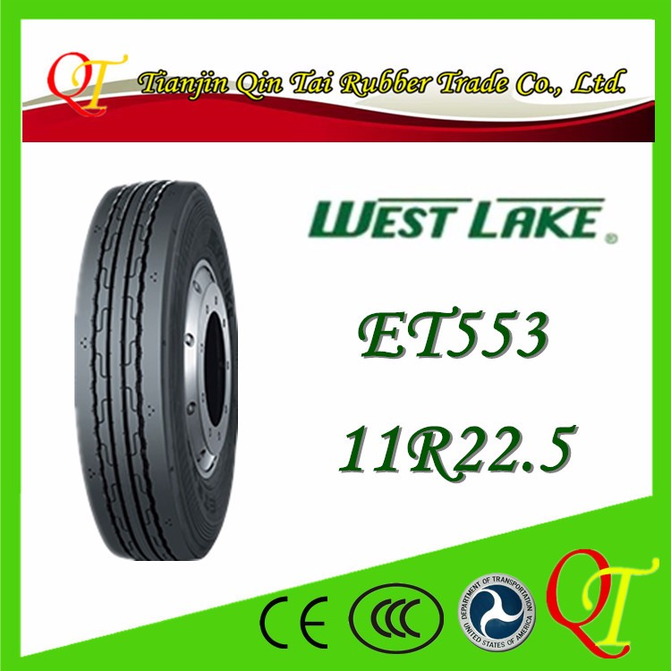 Excellent traction and safety performance, super wear 11R22.5-16 truck tires