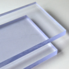 Plastic Building Material polycarbonate skylight roofing