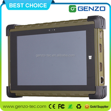 Waterproof IP67 Rugged Project Tablet PC 10 inch window gps 3g, x touch tablet