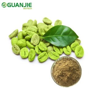 High Quality Green Coffee Bean Extract ,Coffee Bean Extract Powder,Halal Green Coffee Bean Extract