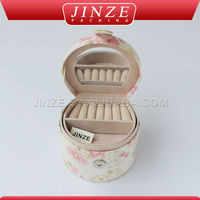 Fashion Designer Exquisite Pretty And Colorful Lighted Makeup Case