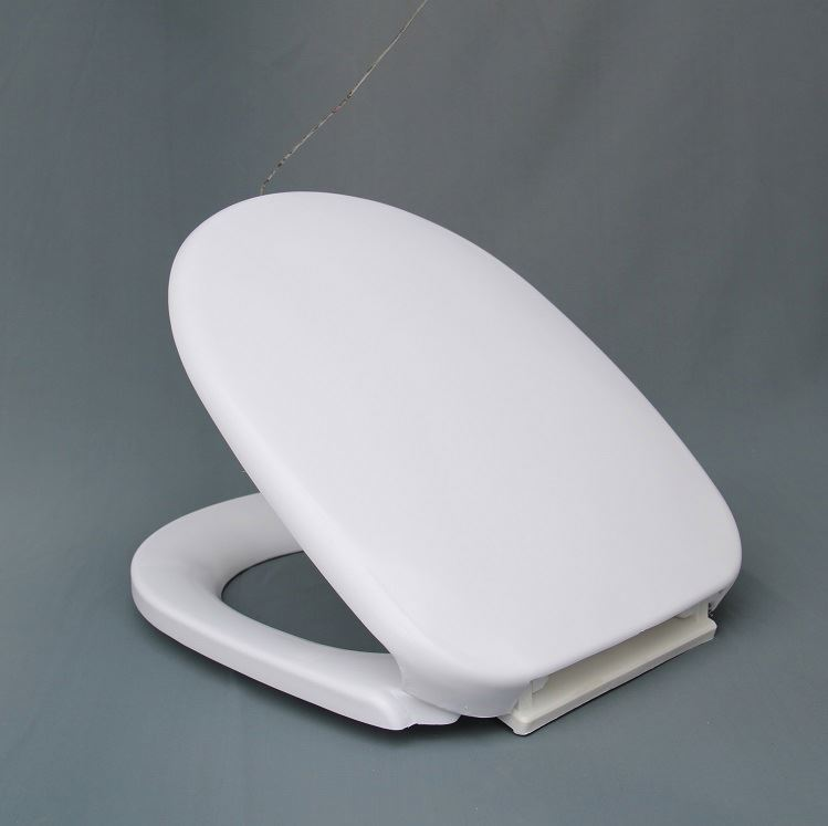 modern multi-color toilet seat cover