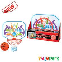 Kids mini basketball hoop with ball 229B