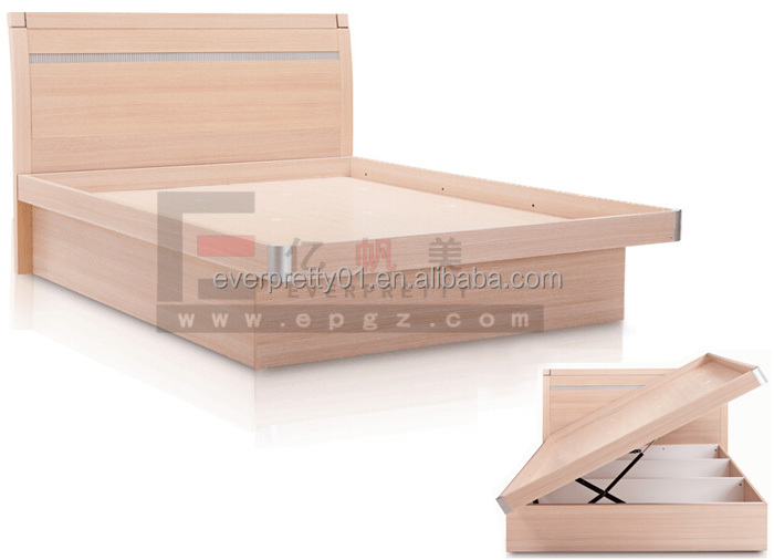 Cheap MDF Wall Bed For Bedroom Furniture