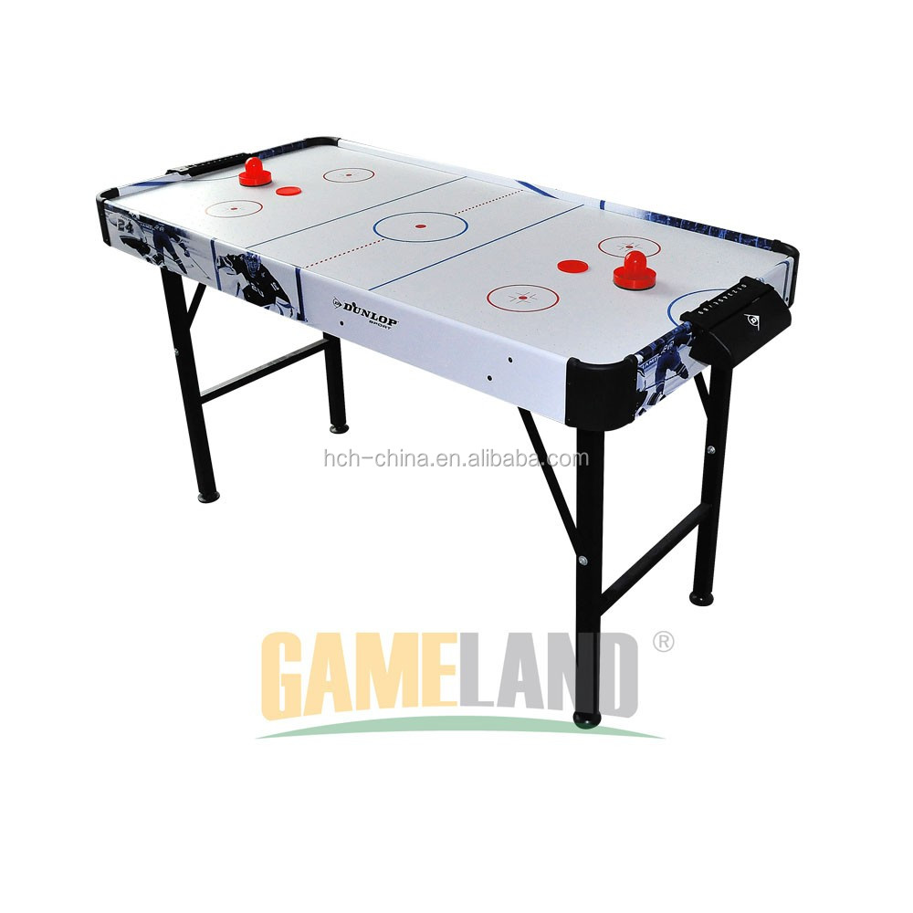 Mini Operating Folding Air Hockey Game Table