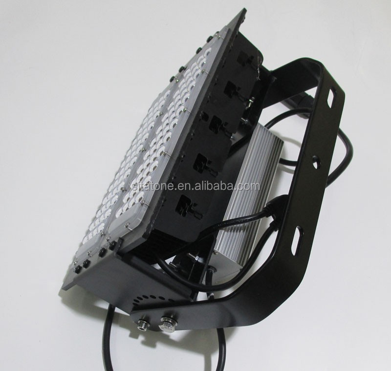 180 degree adjustable 100w led tunnel light super light weight design