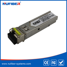 Fiber Module 1.25G BIDI SFP LC/SC 1310/1550nm WDM Optical Transceiver Price