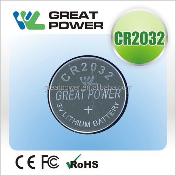 cr 2032 batteries lithium battery 3v