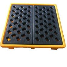 IBC spill containment pallet plastic oil spill pallet for drums